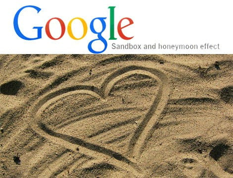 What is the Google sandbox?