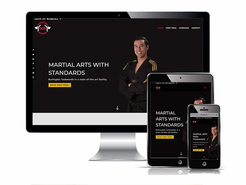 DCR Burlington Taekwondo Academy