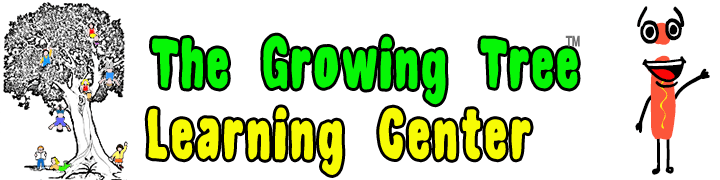 The Growing Tree Learning Center Logo