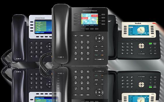 Cloud PBX VoIP Phones