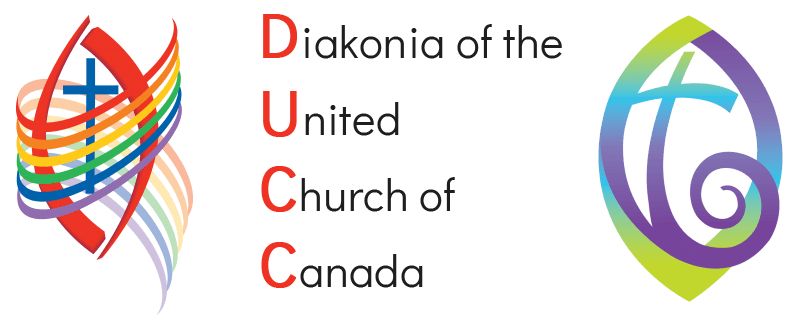 Diakonia of the United Church Canada Logo