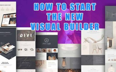 How to edit content with the new Divi Visual Builder