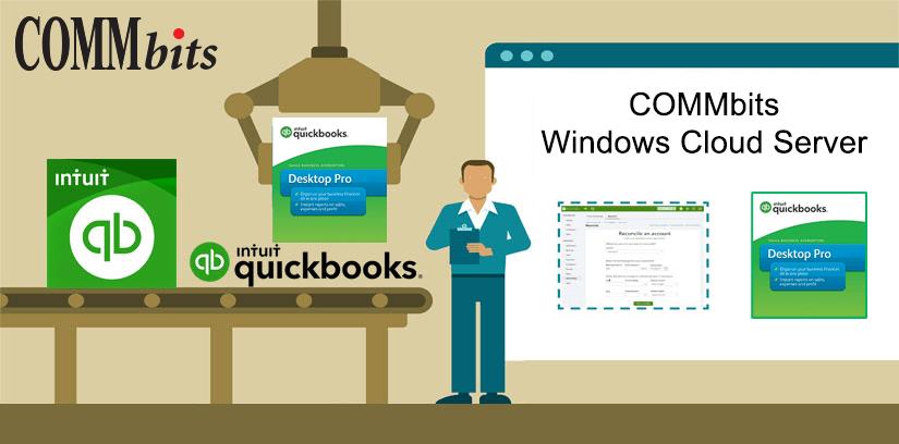 Quickbooks on a cloud Windows Server