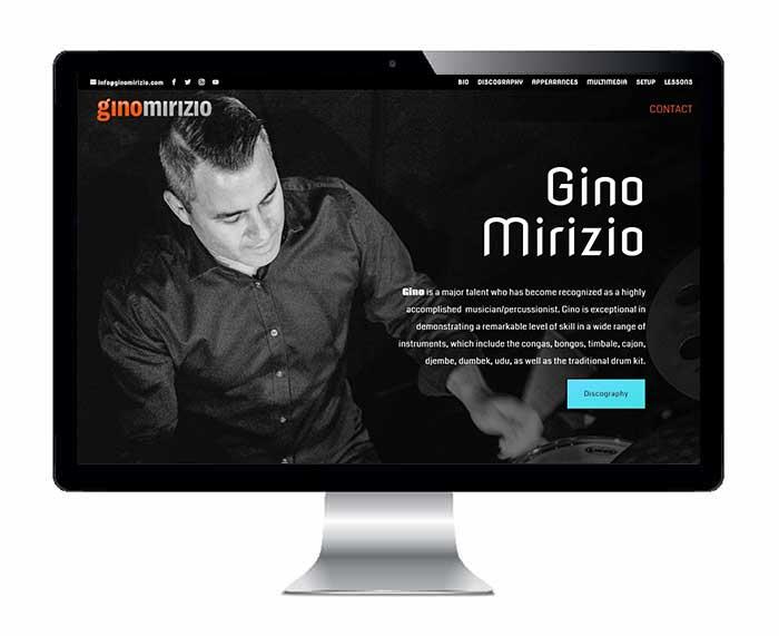 Gino web design