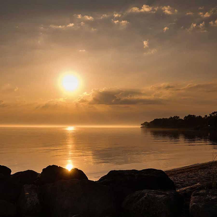 Sunrise a New Dawn